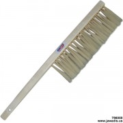 Jawadis Gentle Fibers Wooden Beekeeping Bee Brush