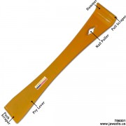 Best Hive Tool for Beekeeping, Pry Bar - Yellow