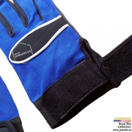 Multipurpose, Equipment Operation Mechanic Gloves Cheap Royal Blue