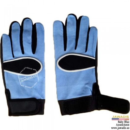 Gardening, Landscaping Best Mechanic Gloves Cheap Baby Blue - Size XL