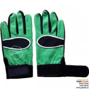 Multipurpose Gardening Best Auto Mechanic Gloves Cheap Chartreuse green