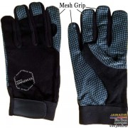 Multipurpose Best Auto Cheap Mechanic Grip Gloves Blue Green - Size L