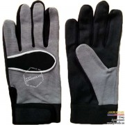 Inspection, Gardening, Landscape, Mechanic Gloves Gray - Size M