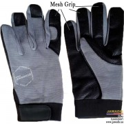 Assembly, Gardening, Cheap Mechanic Grip Gloves Gray - Size L