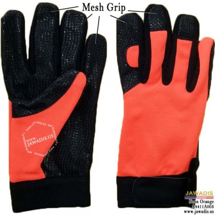 Assembly, Repair Best Cheap Mechanic Grip Gloves Neon Orange - Size L