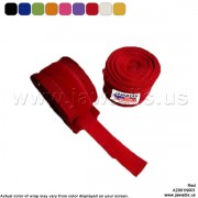 Jawadis Red Gym Wrist Support Wraps, Wrist wraps for Lifting