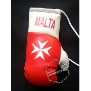 Mini Boxing Gloves - Malta - Maltese cross