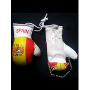 Mini Boxing Gloves - Spain