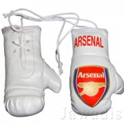 Mini Boxing Gloves - Arsenal
