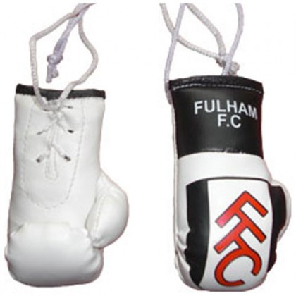 Mini Boxing Gloves - Fulham F.C.