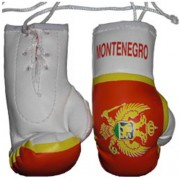 Mini Boxing Gloves - Montenegro