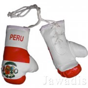 Mini Boxing Gloves - Peru